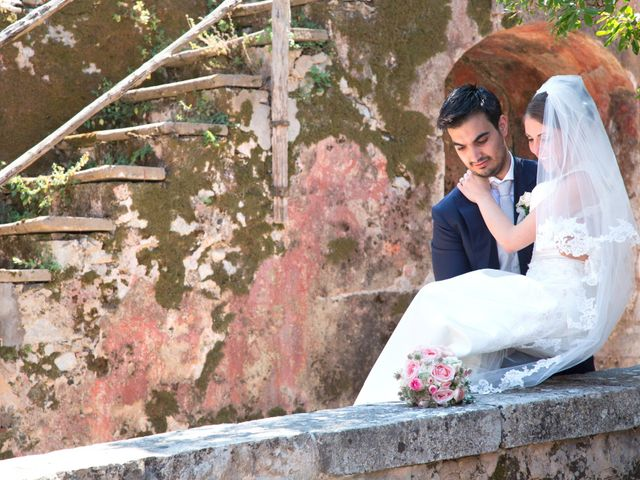 Il matrimonio di Benito e Fabiola a Priverno, Latina 40