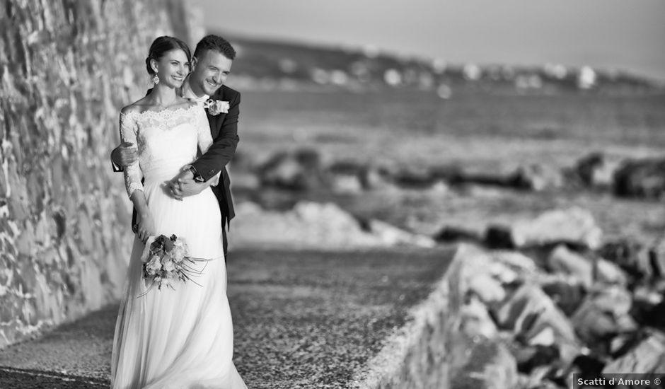 Il matrimonio di Francesco e Virginia a Livorno, Livorno