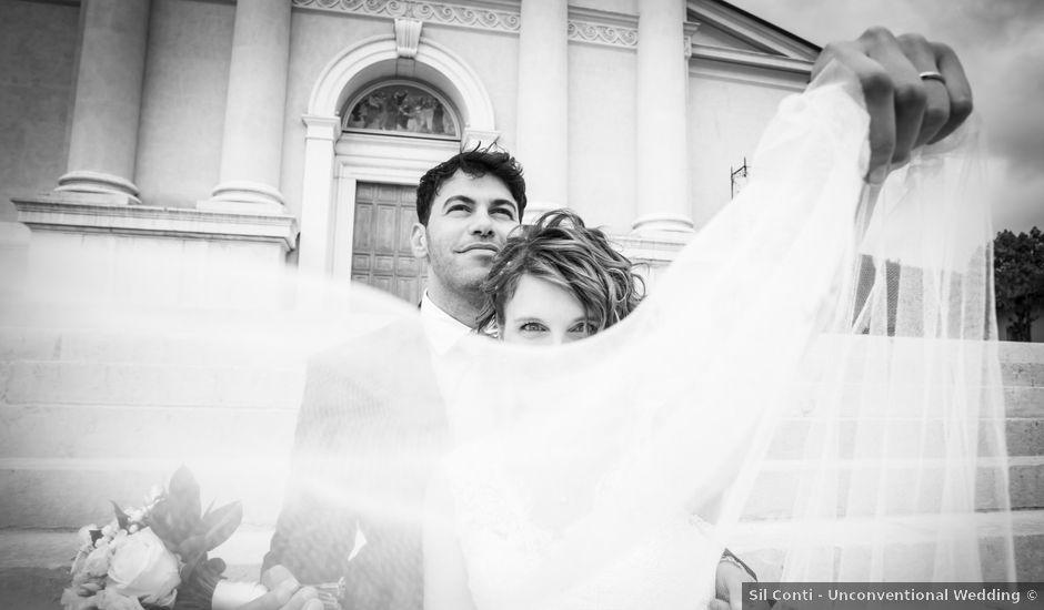 Il matrimonio di Qusaii e Elena a Brescia, Brescia