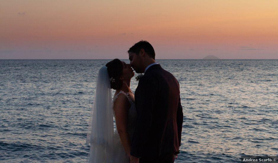 Il matrimonio di Michele e Alessia a Amantea, Cosenza