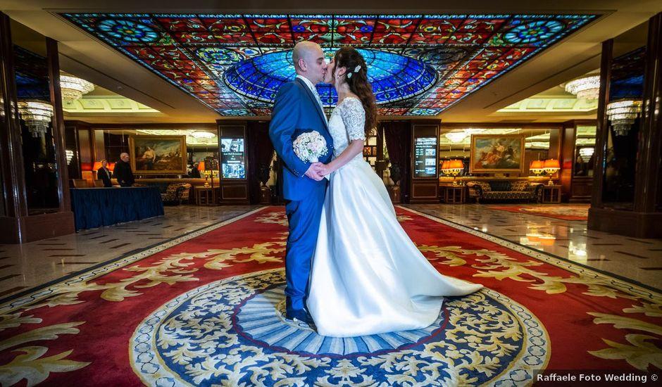 Il matrimonio di Sergio e Sabrina a Besozzo, Varese