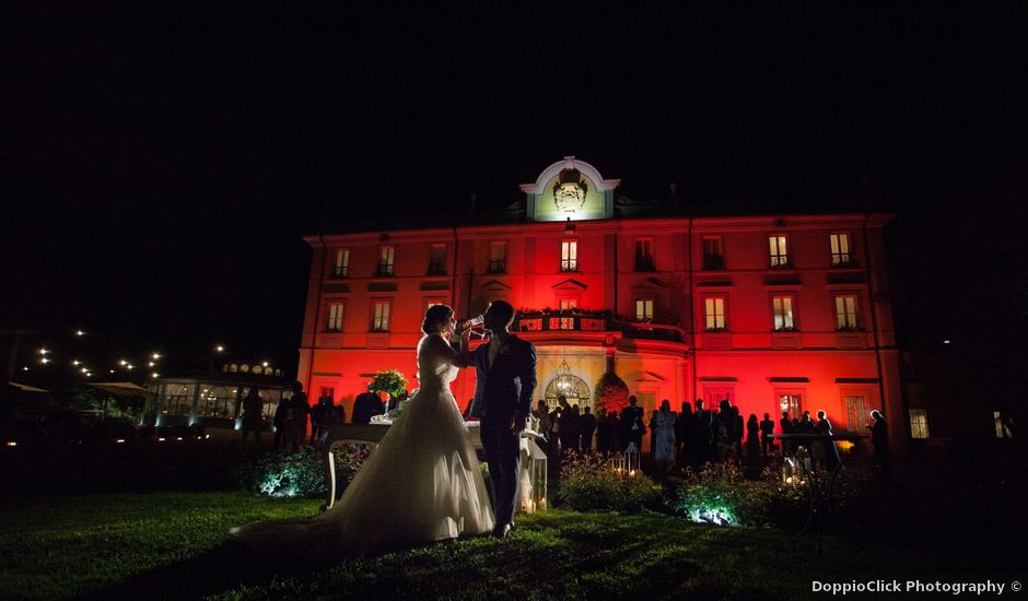 Il matrimonio di Manuel e Danila a Carvico, Bergamo