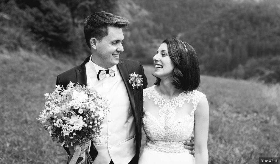 Il matrimonio di Simone e Alice a Saint-Nicolas, Aosta