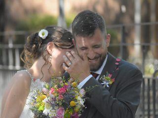 Le nozze di Jacopo Milazzo e Alessia Mitaritonna