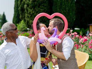 le nozze di Camilla e Shawn 2