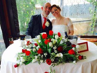 Le nozze di Sarah e Giancarlo 1