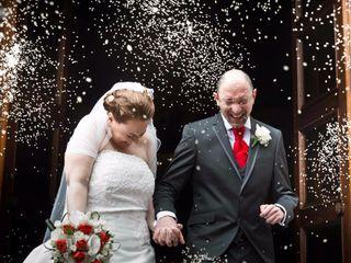 Le nozze di Sarah e Giancarlo