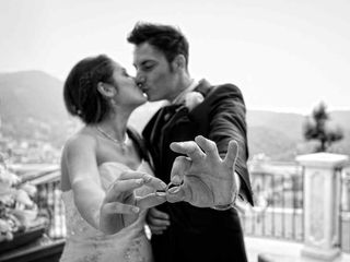 le nozze di Stefano e Veronica 1