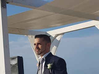 Le nozze di Daniela  e Lorenzo 1