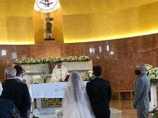 Le nozze di Eleonora  e Domenico  3