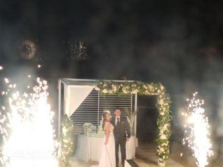 Le nozze di Eleonora  e Domenico