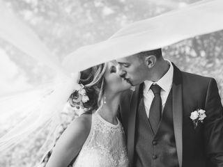 Le nozze di Dominika e Ignazio