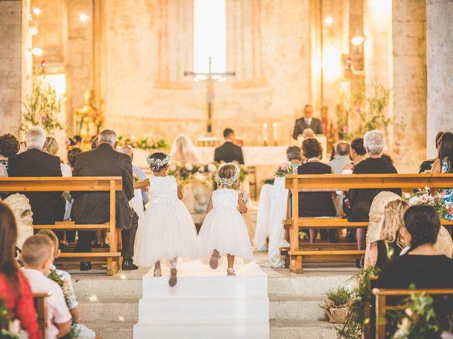 Il matrimonio di Nazareno e Gabriella a Caramanico Terme, Pescara 1