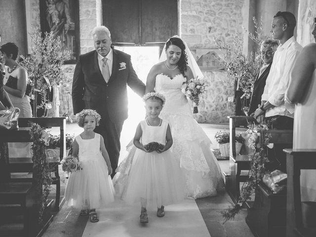 Il matrimonio di Nazareno e Gabriella a Caramanico Terme, Pescara 14