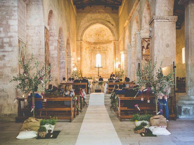 Il matrimonio di Nazareno e Gabriella a Caramanico Terme, Pescara 15