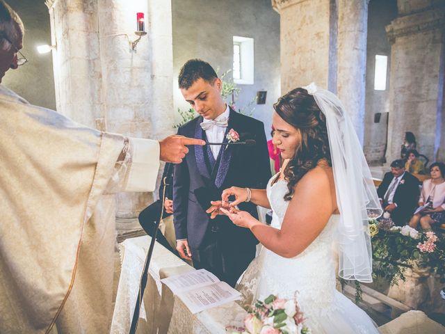 Il matrimonio di Nazareno e Gabriella a Caramanico Terme, Pescara 17