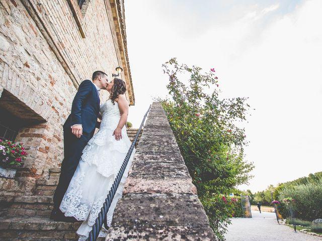 Il matrimonio di Nazareno e Gabriella a Caramanico Terme, Pescara 22