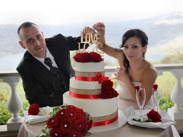 Le nozze di Linda e Manuel
