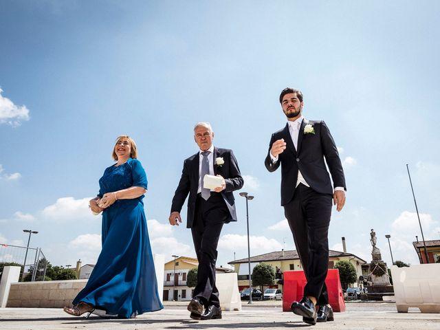 Il matrimonio di Diego e Laura a Borgoricco, Padova 11