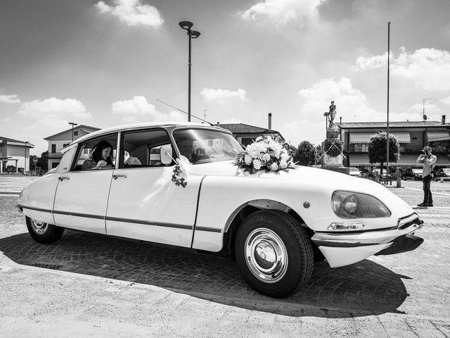 Il matrimonio di Diego e Laura a Borgoricco, Padova 12