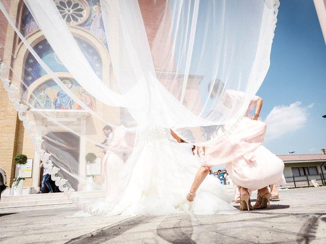 Il matrimonio di Diego e Laura a Borgoricco, Padova 15