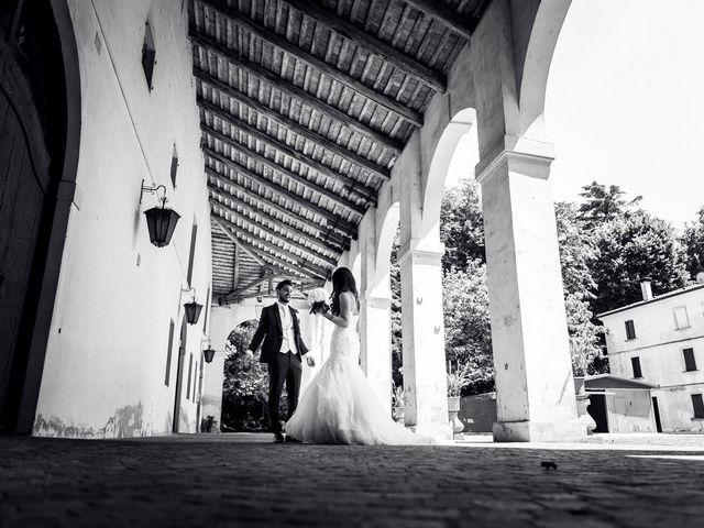 Il matrimonio di Diego e Laura a Borgoricco, Padova 21