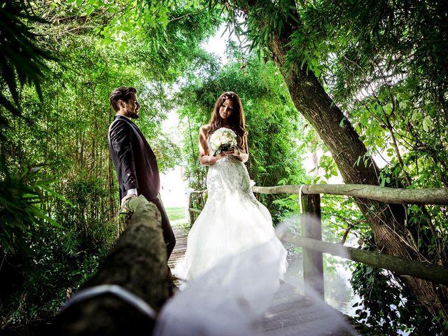 Il matrimonio di Diego e Laura a Borgoricco, Padova 22