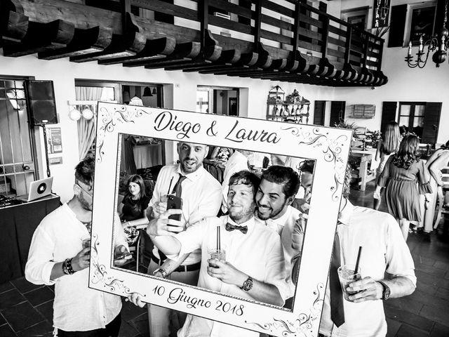 Il matrimonio di Diego e Laura a Borgoricco, Padova 32