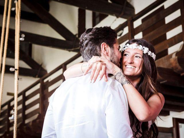 Il matrimonio di Diego e Laura a Borgoricco, Padova 34