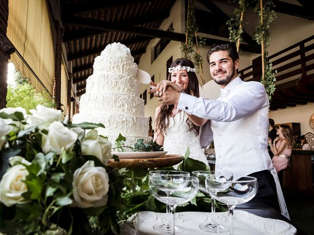 Il matrimonio di Diego e Laura a Borgoricco, Padova 35