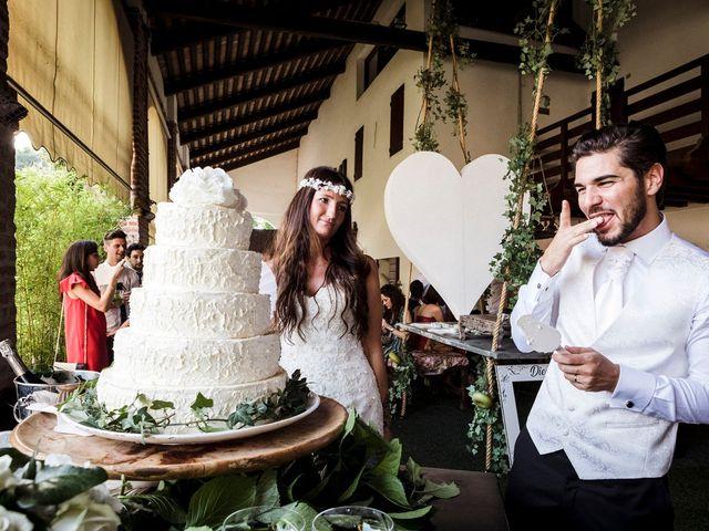 Il matrimonio di Diego e Laura a Borgoricco, Padova 37
