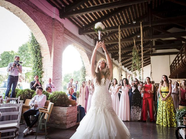 Il matrimonio di Diego e Laura a Borgoricco, Padova 39