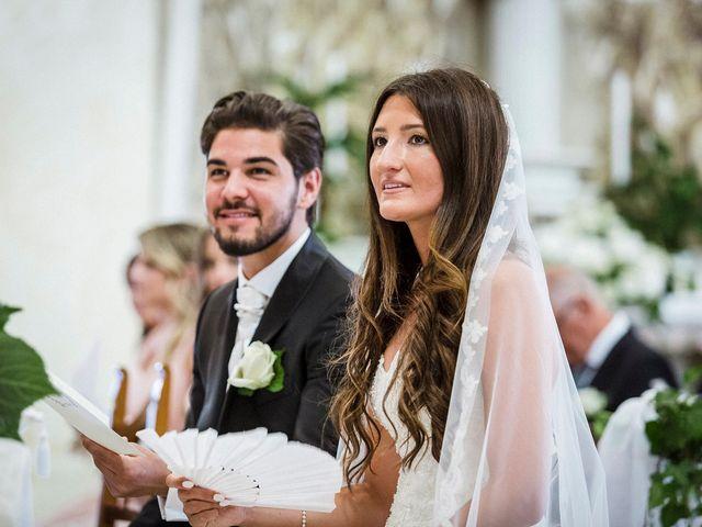 Il matrimonio di Diego e Laura a Borgoricco, Padova 45
