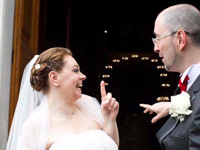 Il matrimonio di Giancarlo e Sarah a Arenzano, Genova 1