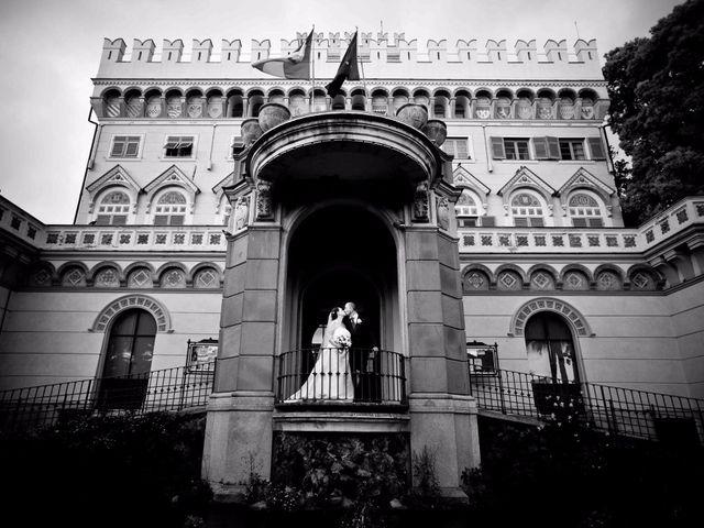 Il matrimonio di Giancarlo e Sarah a Arenzano, Genova 2