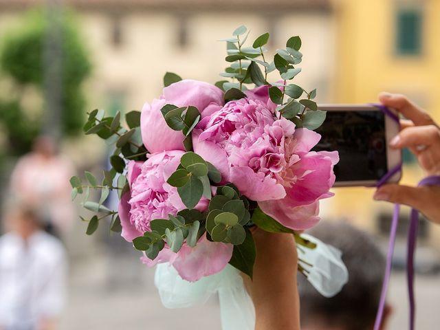 Il matrimonio di Giuseppe e Lucia a Fiesole, Firenze 15