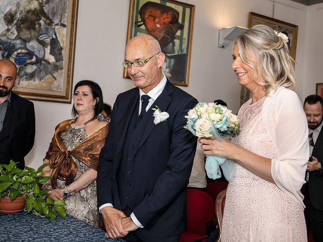 Il matrimonio di Giuseppe e Lucia a Fiesole, Firenze 18