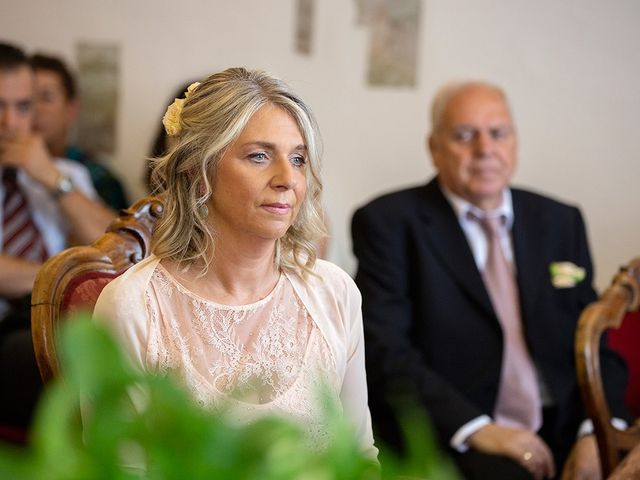 Il matrimonio di Giuseppe e Lucia a Fiesole, Firenze 22
