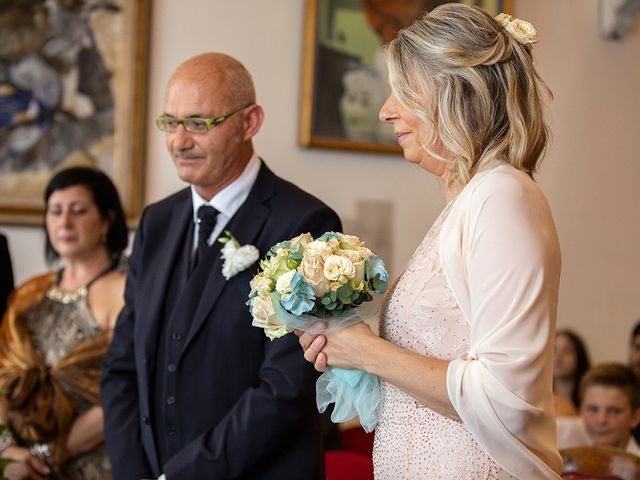 Il matrimonio di Giuseppe e Lucia a Fiesole, Firenze 24