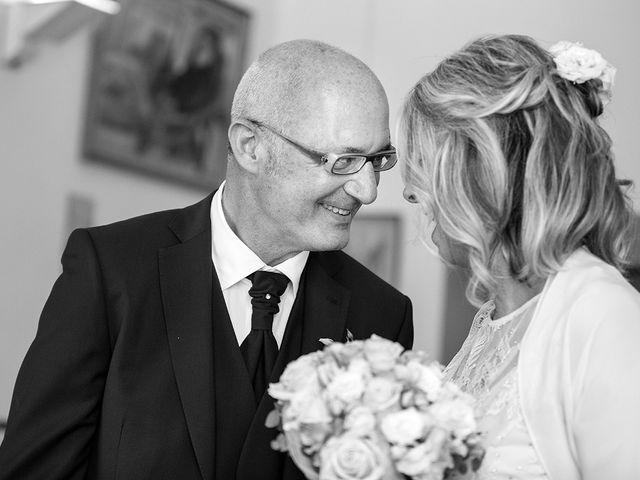 Il matrimonio di Giuseppe e Lucia a Fiesole, Firenze 1
