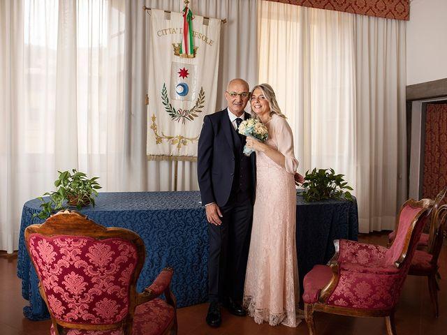 Il matrimonio di Giuseppe e Lucia a Fiesole, Firenze 29