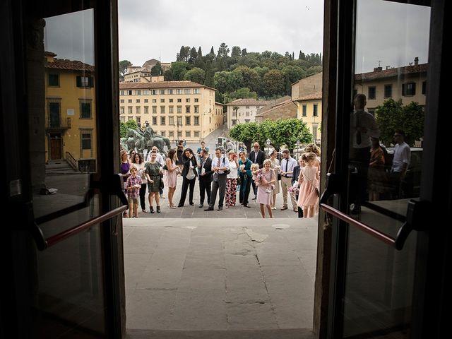 Il matrimonio di Giuseppe e Lucia a Fiesole, Firenze 31