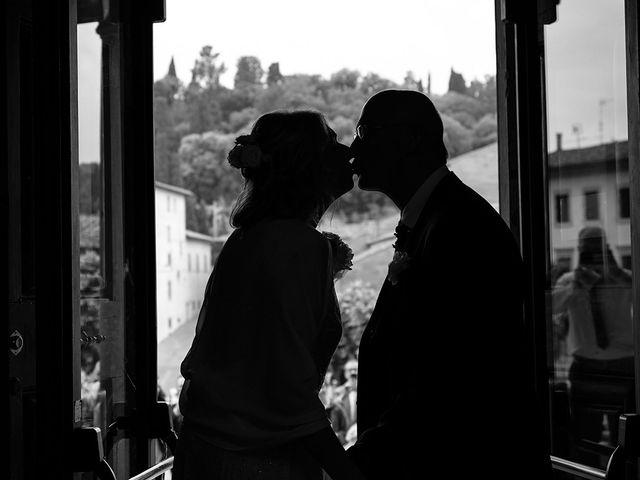 Il matrimonio di Giuseppe e Lucia a Fiesole, Firenze 32