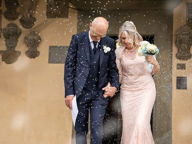 Il matrimonio di Giuseppe e Lucia a Fiesole, Firenze 33