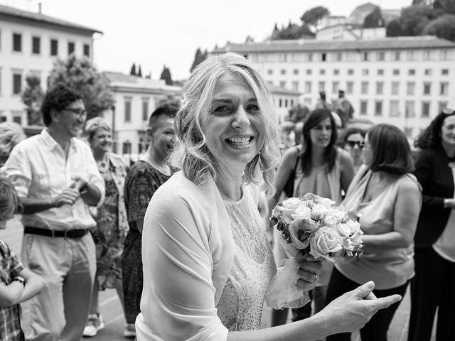 Il matrimonio di Giuseppe e Lucia a Fiesole, Firenze 35