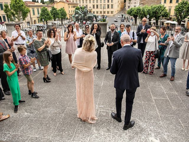 Il matrimonio di Giuseppe e Lucia a Fiesole, Firenze 38
