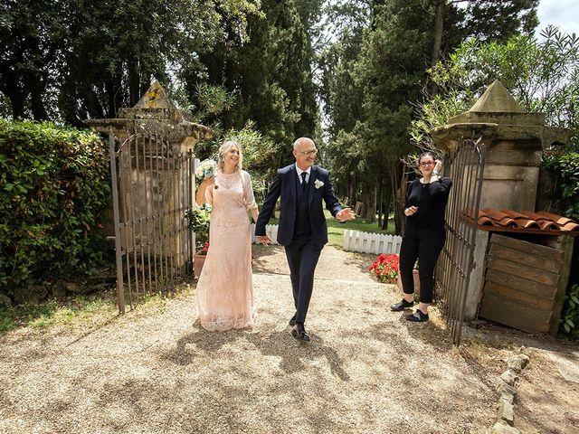 Il matrimonio di Giuseppe e Lucia a Fiesole, Firenze 40