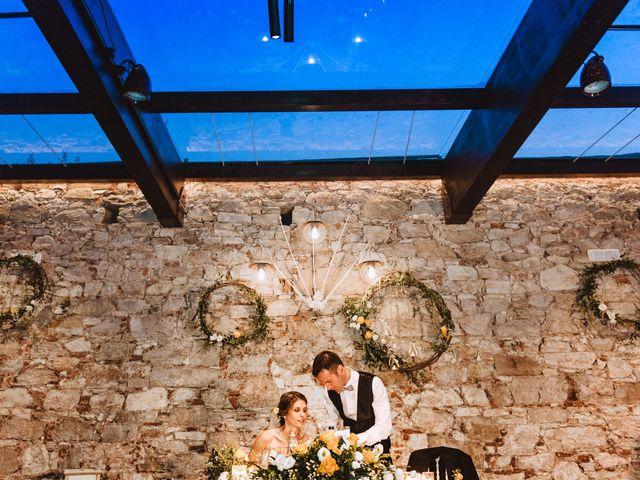 Il matrimonio di Matteo e Francesca a Lucca, Lucca 8