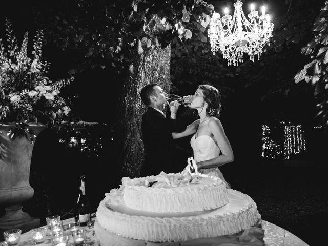 Il matrimonio di Matteo e Francesca a Lucca, Lucca 14