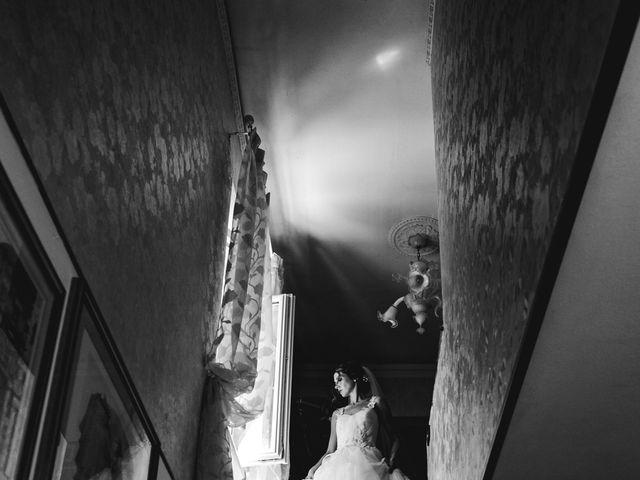 Il matrimonio di Matteo e Francesca a Lucca, Lucca 54